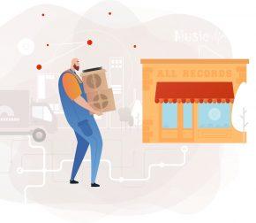Le distributeur physique